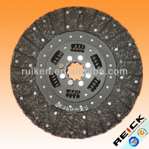 clutch disc for heavy duty truck parts 325mm 20892582