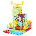 New Creative 81pcs Children s Plastic Building Puzzle Toys Kids Educational Toy FCI