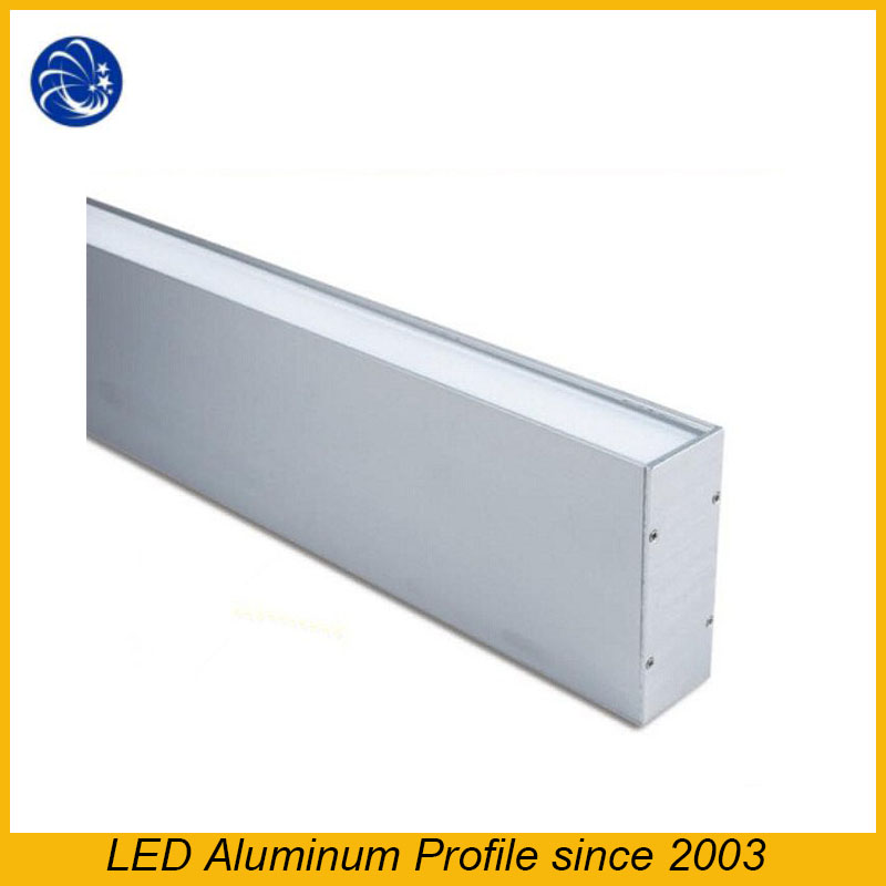 t8 tube profile Led Extrusion Profiles Aluminum recess lighting profil