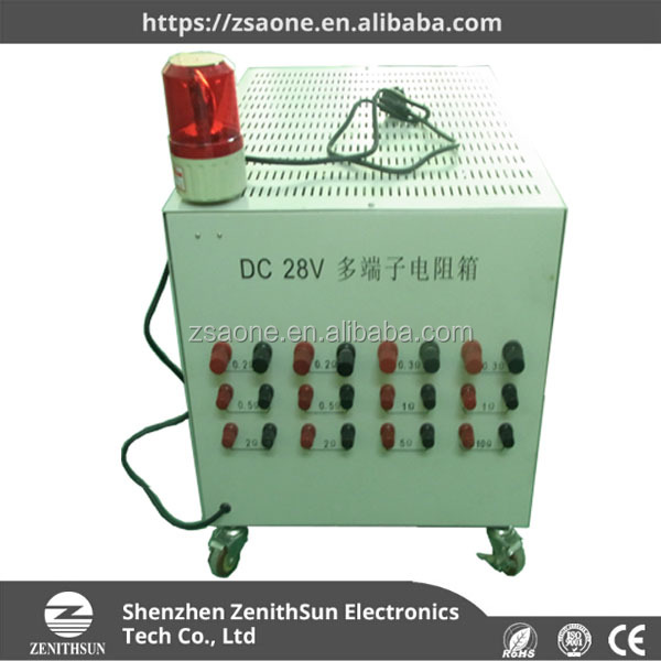 Neutral Grounding Resistors dengan alarm 10KW