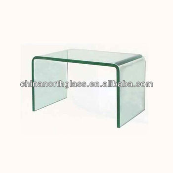 Curved Glass Desk   Buy Curved Glass Desk,Tempered Glass Desk,Curved  Tempered Glass Panel Product On Alibaba.com