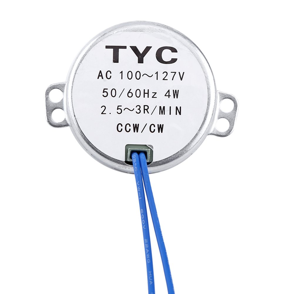 Cheap Synchronous Motor Find Deals On Line At Ac 220volt Rotari Get Quotations Turntable Synchron 50 60hz 100127v Ccw Cw 4w