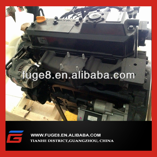 Yanmar diesel engine 4TNV98-SYUA engine assembly