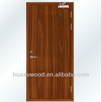 Hx131017 Mz091 пвх шпонированные Hpl ламинат огнестойкие двери Buy огнеупорные межкомнатные дверифанерные ламинированные деревянные