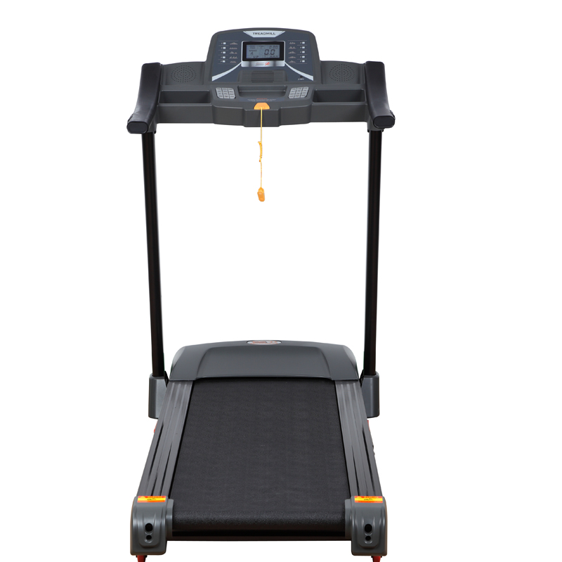 Customized factory price multi-function mechanical elevation portable treadmill