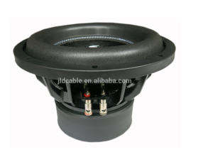 12 inch 2000W RMS Big Bass car subwoofer spl speakers