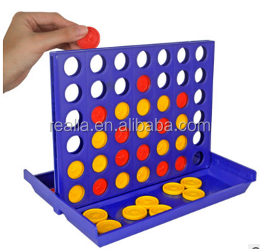 4 in a Row game for students Education toys