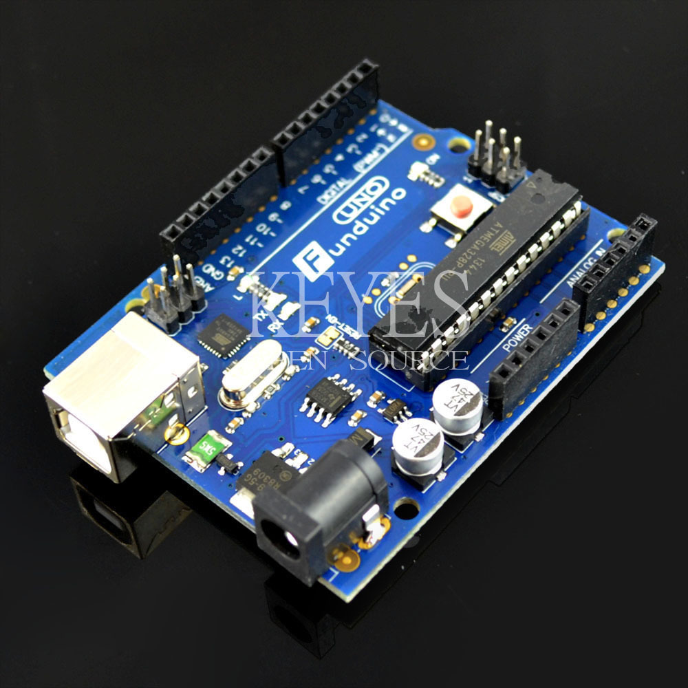 Free shipping! funduino uno Compatible improved ve...