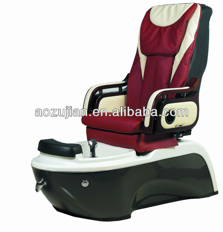 factory Latest Pedicure Chair /Confortable Foot Spa Massage Chair /413BPretty Good price Salon Spa Chair
