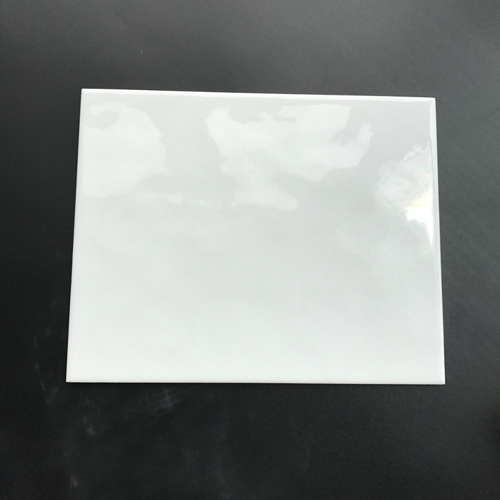 Ripple White 200x250mm Amp 200x250 Amp 8x10 Ceramic Wall Tile
