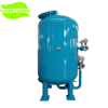 Industry stainless steel large sand filter best water filter system pre-treatment plant ro plant price