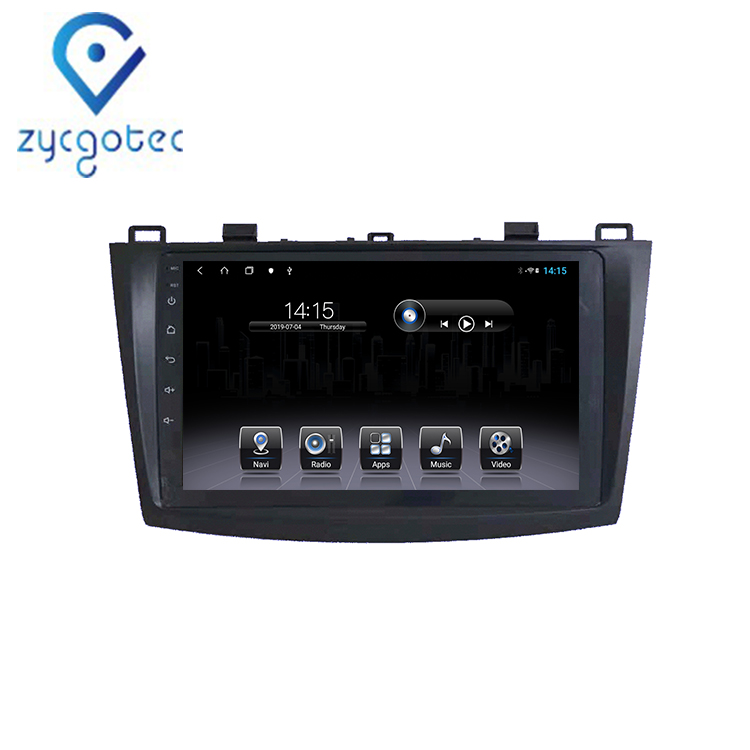 ZYCGOTEV Per Mazda 3 2004-2013 axela android 8.1 Dell'automobile DVD GPS Radio Stereo Octa Core DSP CarPlay 4G 2 din Auto Lettore Multimediale