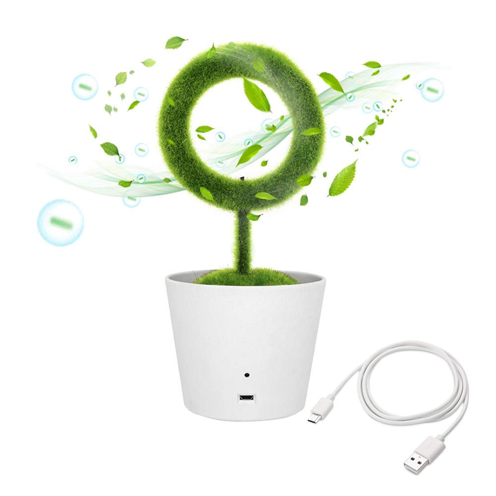 New Products Indoor Plant Air Purifier Marketing Gift Items <strong>Promotion</strong>