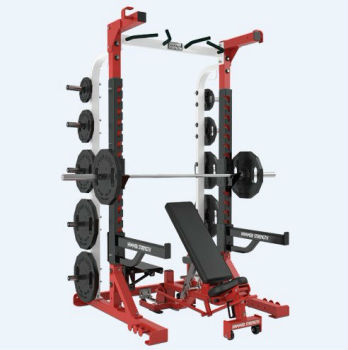 Hammer Strength,Athletic Series Half Rack(fw1-2007) - Buy Athletic Series  Half Rack,Hammer Strength Product on Alibaba com