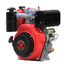 PICCOLO NUOVO 10 HP motore raffreddato ad Aria <span class=keywords><strong>diesel</strong></span> fuel elettrico