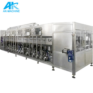 Plastic Bottle Water Filling Machine/20 Ltr Water Jar Filling Machine/Machinery And Equipment For Mineral Water Plant