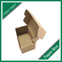 100% Recycled foldable colorful moving box manufacturer