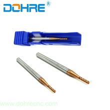 DOHRE Tungsten Carbide End Mill CNC Cutter For Machine Tool China Supplier