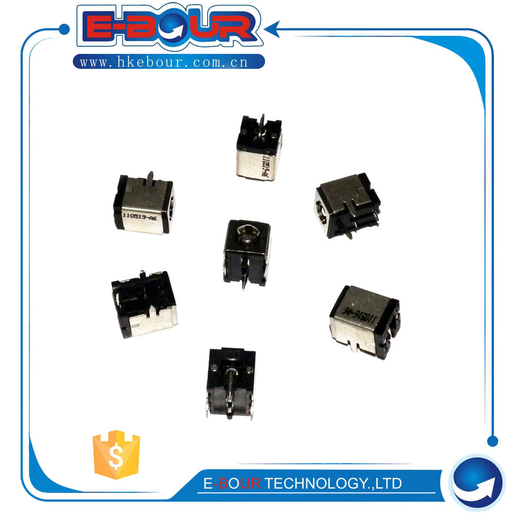 EB46 Power Socket Connector forToshiba Satellite M30X M35X M30 M40 for HP ZD7000 5.5*2.5m Laptop DC Jack