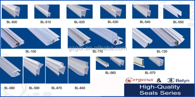 135 degree glass shower door plastic seal strip/shower door magnetic strip  sc 1 st  Alibaba : door shower seal - pezcame.com