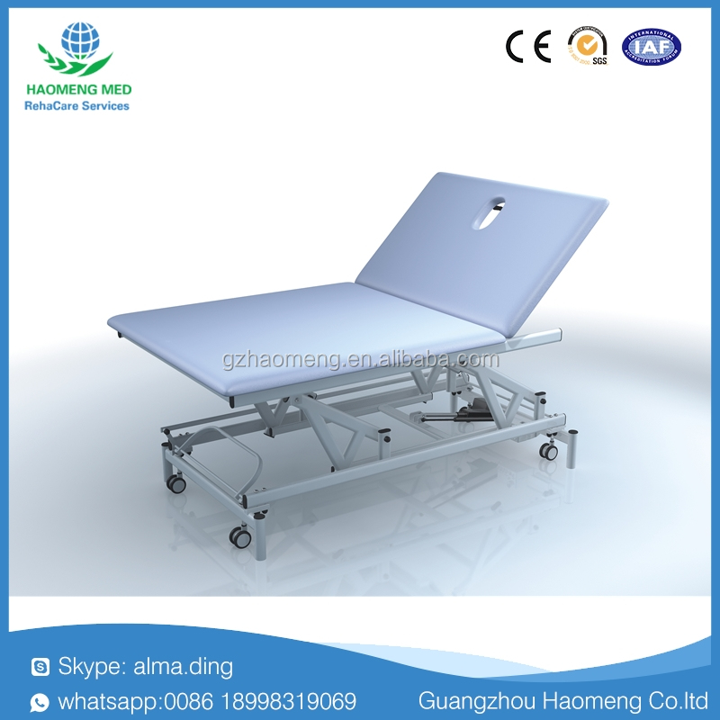 Plastic examination counch made in China