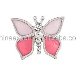 2015 Hot Sale Butterfly Floating Charms for Floating Locket Wholesale