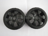 RC Car 1/8 Off-Road Buggy Tires(180023) with foam insert