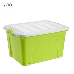 40cm Cube Adjustable Baby Bottle Bead 100% Recycled Plastic Storage Box