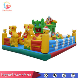Factory Price Inflatable Baby Bouncer, Inflatable Playground Balloon