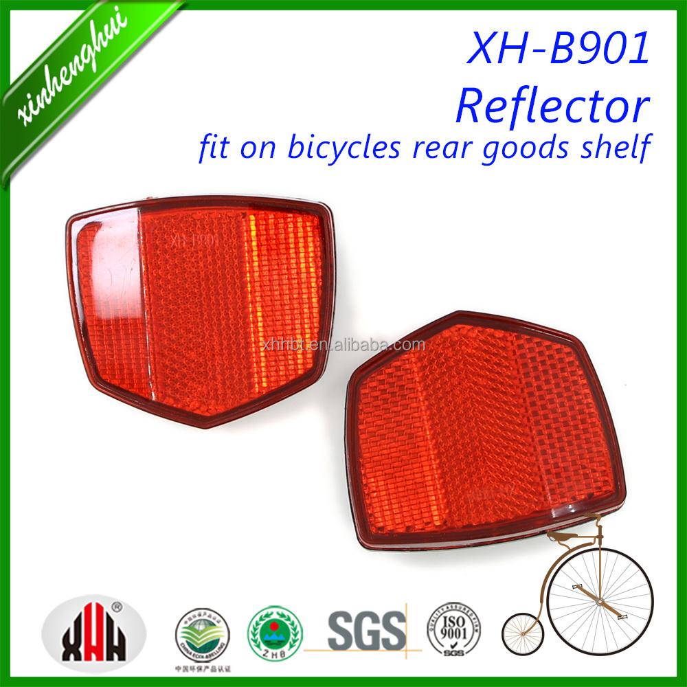 Xh-b901 Oem & Odm Bike's Reflector On Goods Bracket With Screw For ...