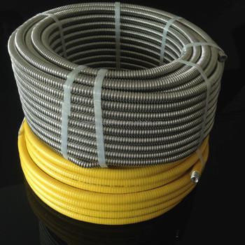 PRO-FLEX 1/2-in x 25-ft CSST Appliance Flexible Gas & Pro-flex 1/2-in X 25-ft Csst Appliance Flexible Gas Pipe - Buy ...
