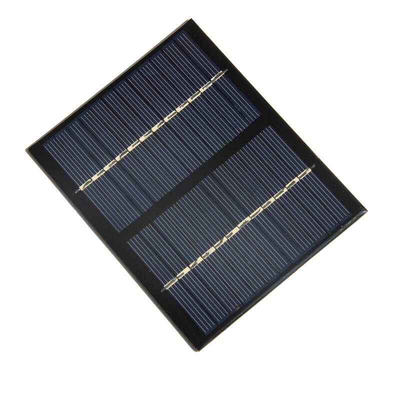 de Fio DIY Carregador de Bateria Solar Estudo 115*90*3 MM 4 pcs