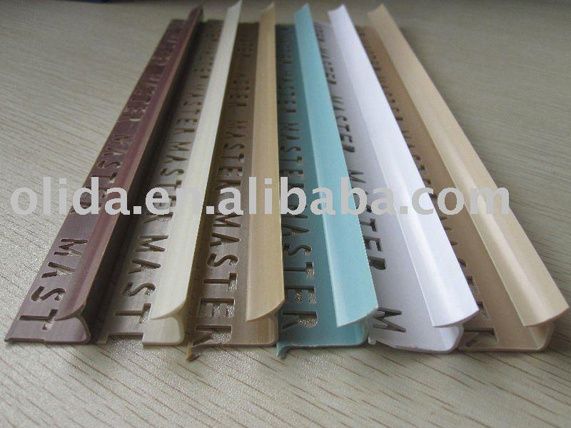 Tile Edge Finishing Trim Decorative Plastic Edging Of Aluminium Strip Product On Alibaba