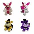 1pcs Five Nights At Freddy s 4 FNAF Freddy Foxy stuffed animals Fox Toys Doll for