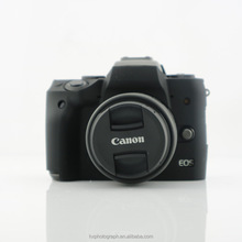 Top Quality Silicone Black Color Camera Cover Case for Canon M5