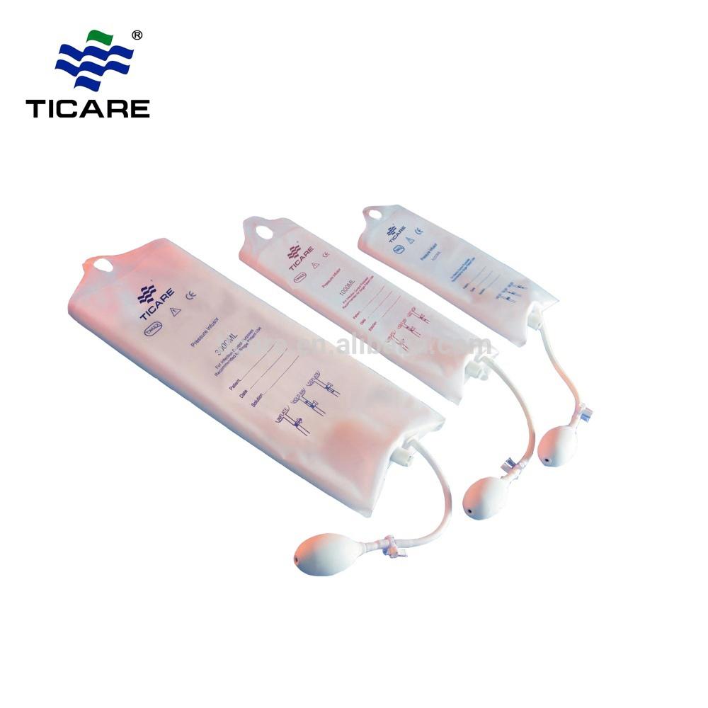TC1238 Medical Pressure iv Infusion Bag-Ticarehealth