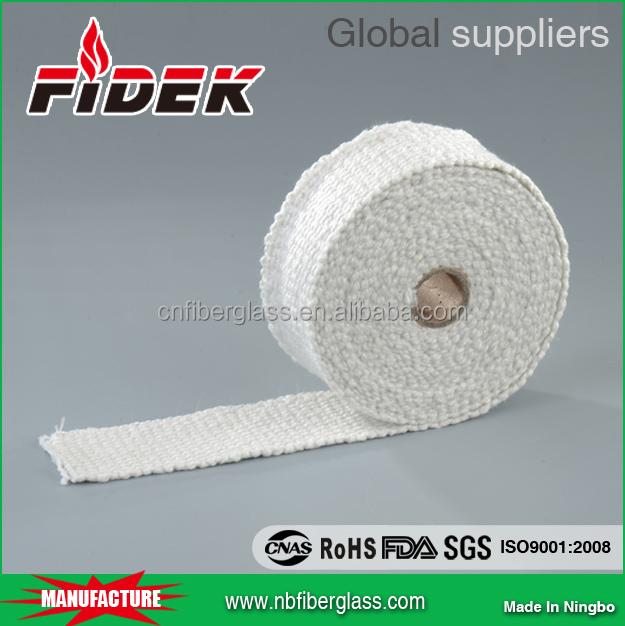 High Temperature Ceramic 1260C Ladder Tape Ceramic Fiber door tape