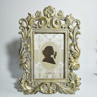 Ornate Resin Frame ornaments gifts resin arts