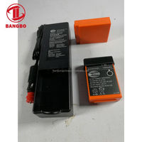 New Brand Hbc Remote Control Battery Charger For Concrete Pump Truck Zoomlion
