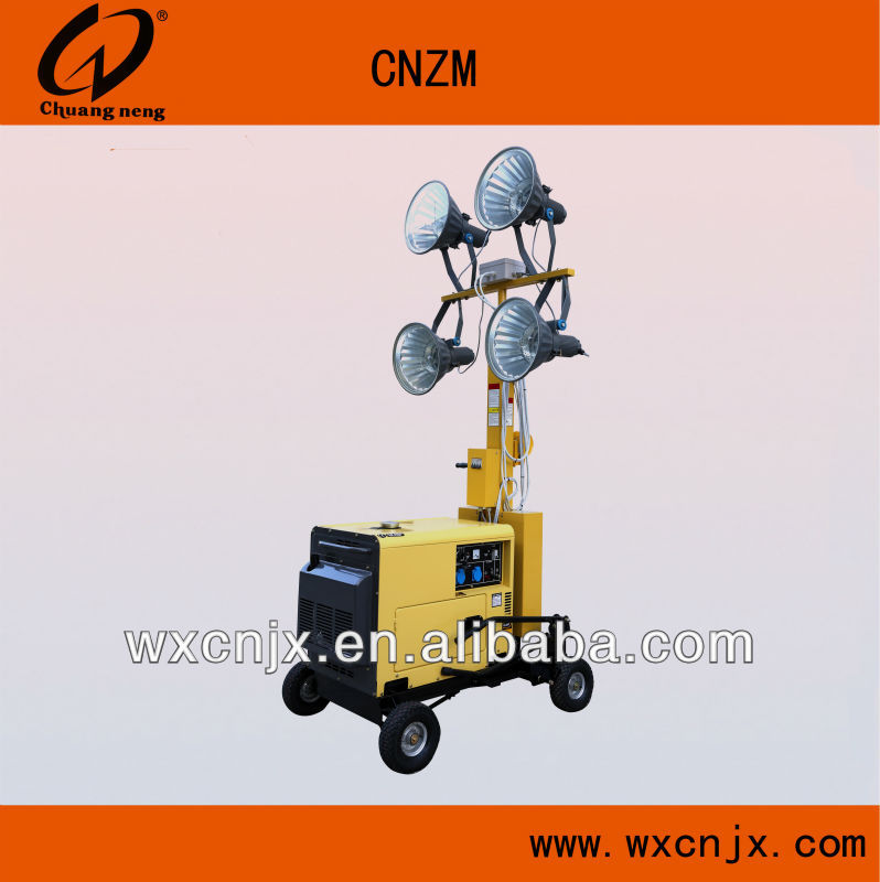 Mobile Light Tower (CNZM)