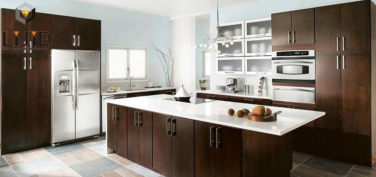 Kitchen Cabinets Laminate Sheets lijie 2016 modern wood design laminate sheet kitchen cabinets