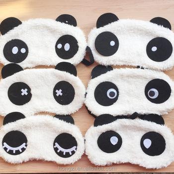 Han Edisi Lucu Kartun Panda Masker Mata Seni Kain Mewah Perisai Mata Pria Dan Wanita Masker Tidur Buy Anak Anak Tidur Mata Maskersexy Tidur Masker