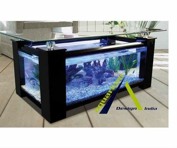 Superieur Table Basse Aquarium