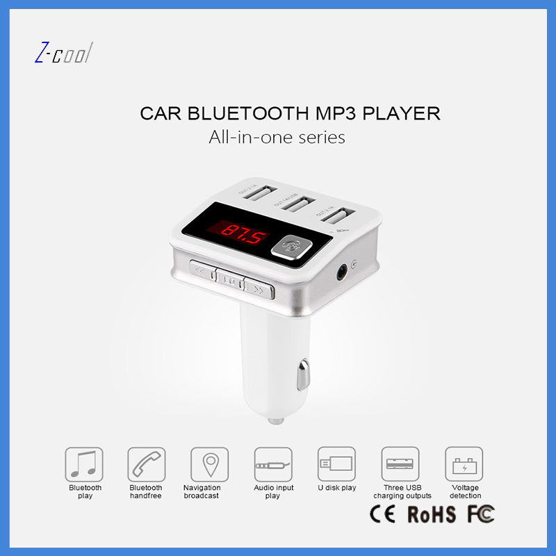China wholesale merchandise car bluetooth wireless fm