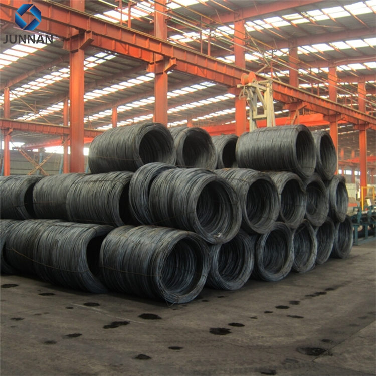 Free Cutting Steel Special Use and Manufacturing Application Steel Wire Rod