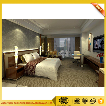 Wooden Pakistani Modern Design Bedroom Sets Almari Series For Hotel