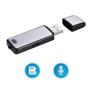 8GB U Disk Voice Recorder AWV Audio Recording
