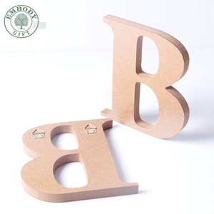 Excellent Quality Wholesale Art Minds Carved Big Large Wood Alphabet Letters