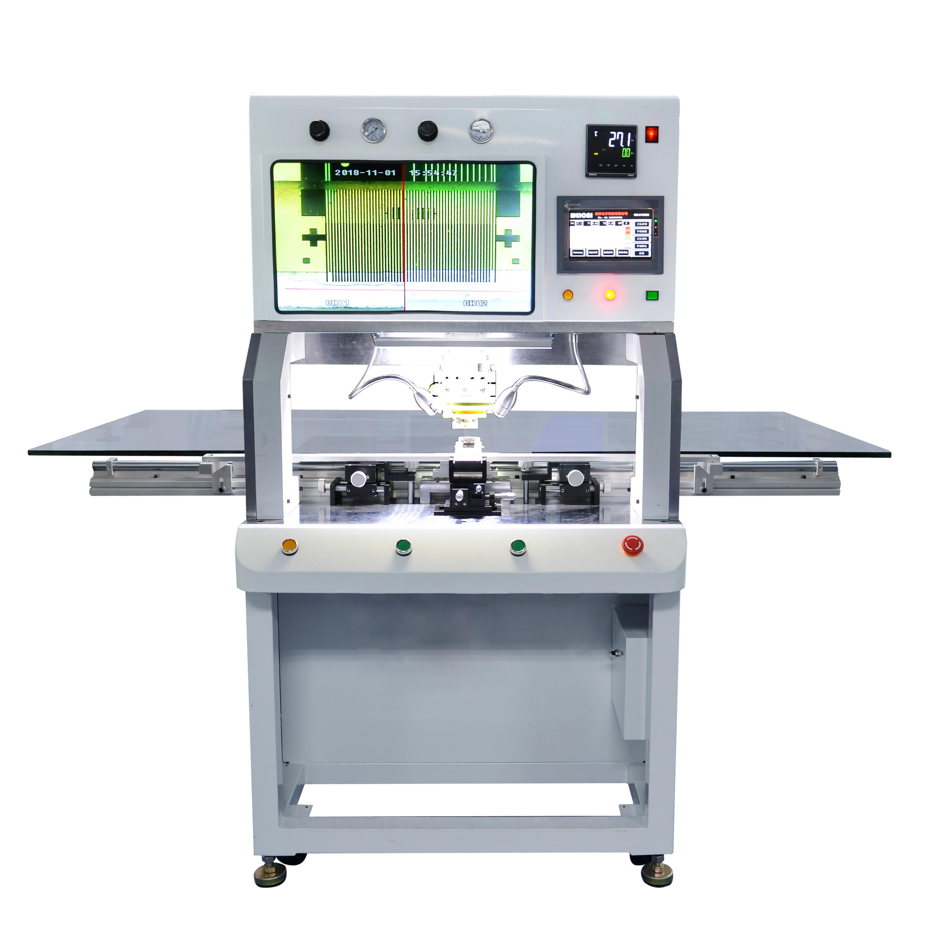 hot sale LCD/LED TV fix ACF COF TAB bonding machine MD-815SH