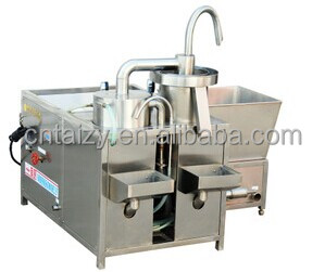 Continuous rapid panning Energy efficient wash rice machine/granular food/cleaning machine